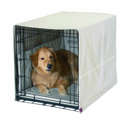 Best Dog Crate Covers And Crate Pads Review